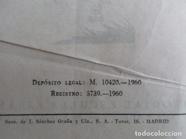 Libros de segunda mano: LECCIONES DE COSAS, EZEQUIEL SOLANA, EDITORIAL ESCUELA ESPAÑOLA, MADRID, 1960, MUY BUEN ESTADO - Foto 6 - 103998391
