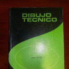 Libros de segunda mano: SENABRE, JORGE. DIBUJO TÉCNICO [EDELVIVES]. Lote 104134103