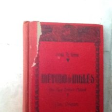 Libros de segunda mano: MÉTODO DE INGLES. LIBRO PRIMERO. Lote 104268491