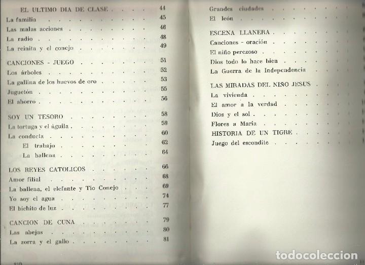 Libros de segunda mano: JAVIER, LECTURAS SELECTAS PARA SEGUNDO (2) GRADO. ANGEL DIAZ DE CERIO. EDITORIAL ROMA, 1965 - Foto 4 - 104558311