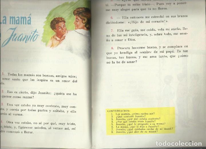 Libros de segunda mano: JAVIER, LECTURAS SELECTAS PARA SEGUNDO (2) GRADO. ANGEL DIAZ DE CERIO. EDITORIAL ROMA, 1965 - Foto 5 - 104558311