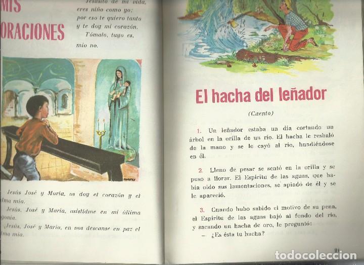 Libros de segunda mano: JAVIER, LECTURAS SELECTAS PARA SEGUNDO (2) GRADO. ANGEL DIAZ DE CERIO. EDITORIAL ROMA, 1965 - Foto 6 - 104558311