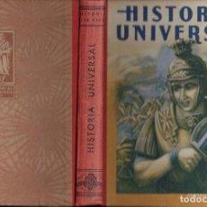 Libros de segunda mano: EDELVIVES : HISTORIA UNIVERSAL (1962) COMO NUEVO. Lote 105076243