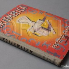 Libros de segunda mano: ARITMÉTICA SEGUNDO GRADO - EDITORIAL LUIS VIVES -. Lote 105104155