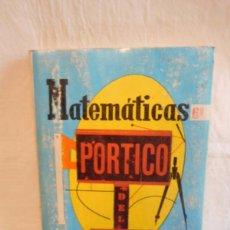 Libros de segunda mano: M69 LIBRO DE TEXTO MATEMATICAS 6º. ED. SM. AÑO 1964. . Lote 105124791