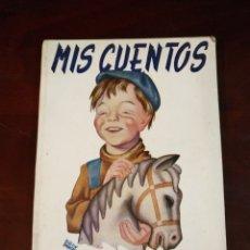 Second hand books - MIS CUENTOS - MAGISTERIO ESPAÑOL 1947 JOSEFINA ALVAREZ DE CANOVAS - 105420758