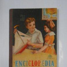 Libros de segunda mano: ENCICLOPEDIA ESCOLAR. GRADO PREPARATORIO. EDITORIAL LUIS VIVES 1949. TDKLT. Lote 105928275