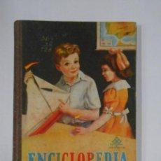 Libros de segunda mano: ENCICLOPEDIA ESCOLAR. GRADO PREPARATORIO. EDITORIAL LUIS VIVES 1949. TDKLT. Lote 105928999