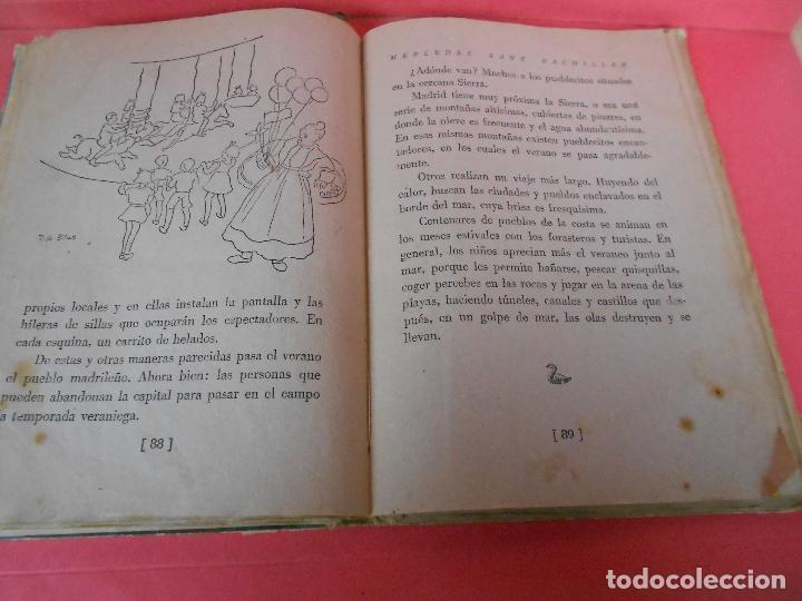 Libros de segunda mano: Campo y ciudad, (Mercedes Sanz Bachiller), Textos Escolares Aguado 1942 - Foto 7 - 106088403