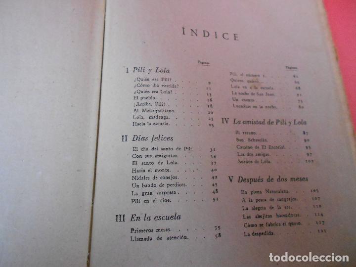 Libros de segunda mano: Campo y ciudad, (Mercedes Sanz Bachiller), Textos Escolares Aguado 1942 - Foto 9 - 106088403