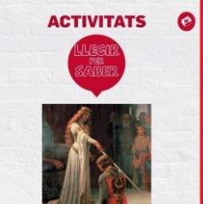 Libros de segunda mano: LLEGIR PER SABER: CORDELLUNA (CATALÁN).. Lote 106138528