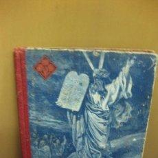 Gebrauchte Bücher - HISTORIA SAGRADA. PRIMER GRADO. EDELVIVES. EDITORIAL LUIS VIVES. ZARAGOZA. 1945. - 106918031