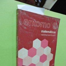 Libros de segunda mano: MATEMÁTICAS 3º BACHILLERATO. ED. BRUÑO. MADRID 1980. 5ª EDICIÓN. Lote 107638827