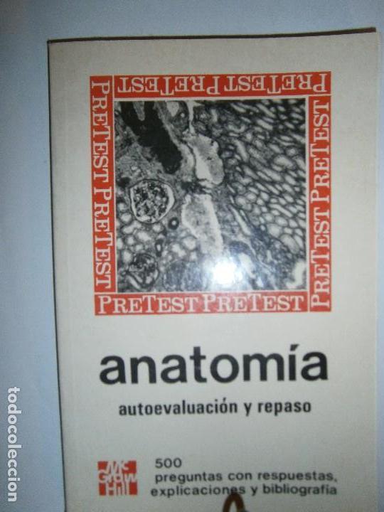 libros escuela enseñanza - anatomia autoevalua - Comprar Libros de ...