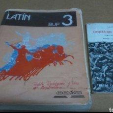 Libros de segunda mano: LIBRO LATÍN 2 BUP. Lote 108321039