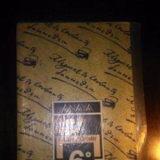 Libros de segunda mano: LIBRO DE TEXTO EGB 6º CURSO DE LENGUA LAZARO CARRETER. Lote 109613719