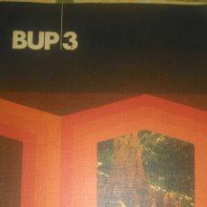 Libros de segunda mano: CIENCIAS NATURALES BUP 3. JOSE M. ARTERO GARCIA. EDITORIAL EVEREST. AÑO 1977. PÁGINAS 206. PESO 580. Lote 110060496
