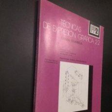 Libros de segunda mano: TÉCNICAS DE EXPRESIÓN GRÁFICA, 2.2. FORMACIÓN PROFESIONAL, SEGUNDO GRADO SEGUNDO CURSO. RAMA QUIMICA. Lote 110150755