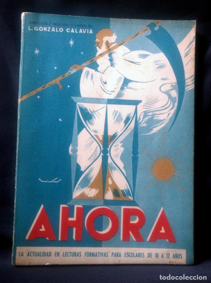 Libros de segunda mano: AHORA | GONZALO CALAVIA | PARANINFO 1963 - Foto 2 - 110152147