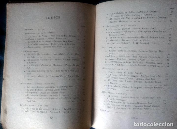 Libros de segunda mano: AHORA | GONZALO CALAVIA | PARANINFO 1963 - Foto 6 - 110152147