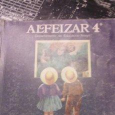 Libros de segunda mano: LIBRO EGB ALFEIZAR. Lote 110474835