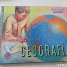 Gebrauchte Bücher - GEOGRAFÍA SEGUNDO GRADO EDELVIVES, 1960- EDT: LUIS VIVES ZARAGOZA - 110728483