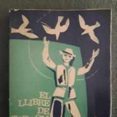 Libros de segunda mano: EL LLIBRE DE TOTHOM 1965 / ALBERT MANENT / EDI. ALCIDES / 1ª EDICIÓN 1965. Lote 110792979