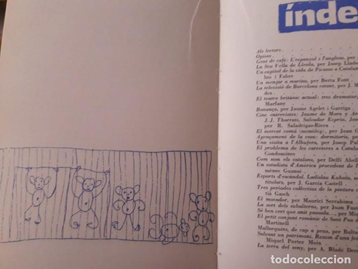 Libros de segunda mano: EL LLIBRE DE TOTHOM 1965 / ALBERT MANENT / EDI. ALCIDES / 1ª EDICIÓN 1965 - Foto 2 - 110792979