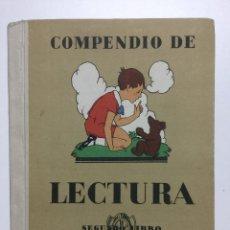 Libros de segunda mano - COMPENDIO DE LECTURA. 1948 - 110895163