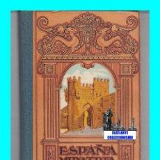 Libros de segunda mano: ESPAÑA MI PATRIA - JOSÉ DALMAU CARLES 1947 - NUEVA EDICIÓN MODIFICADA - ILUSTRADO CON 1000 GRABADOS. Lote 111327715