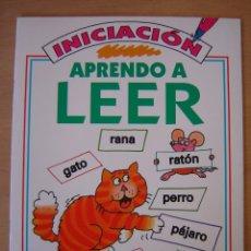 Libros de segunda mano: INICIACIÓN - APRENDO A LEER (SUSAETA). Lote 112047499