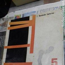 Libros de segunda mano: DIBUJO 5 TEIDE.1973. Lote 112205391