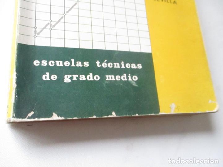 Libros de segunda mano: CURSO PREPARATORIO DE QUÍMICA , ALFONSO ESTEVE SEVILLA-1965-ECIR.- VALENCIA - Foto 2 - 112244743