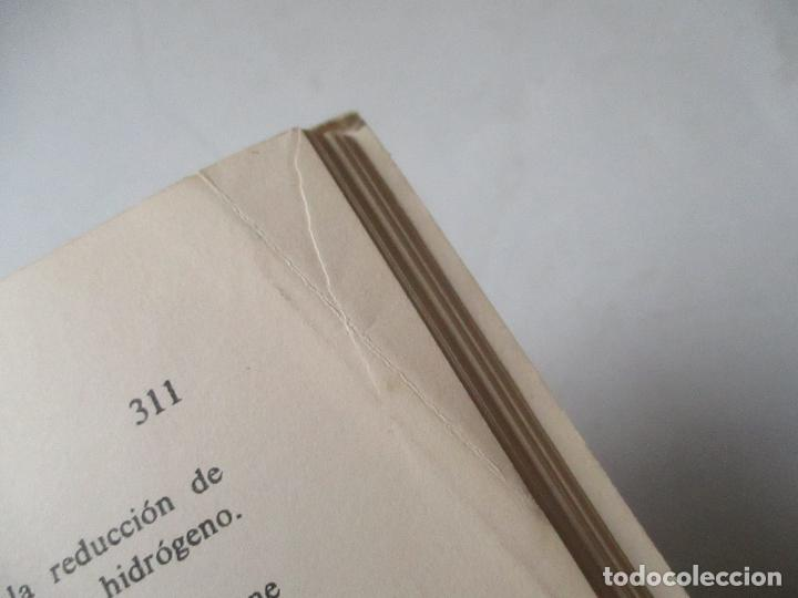 Libros de segunda mano: CURSO PREPARATORIO DE QUÍMICA , ALFONSO ESTEVE SEVILLA-1965-ECIR.- VALENCIA - Foto 6 - 112244743