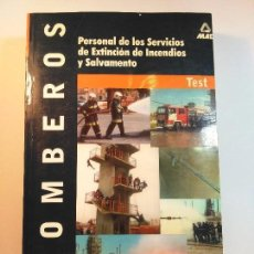 Libros de segunda mano - BOMBEROS. PERSONAL DE LOS SERVICIOS DE EXTINCIÓN DE INCENDIOS Y SALVAMENTO. TEST ISBN 8483110431. - 112575599