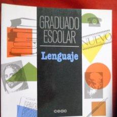 Second hand books - LENGUAJE. GRADUADO ESCOLAR. CEAC - 112611239