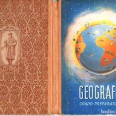 Libros de segunda mano: GRAMÁTICA GRADO PREPARATORIO (EDELVIVES, 1957). Lote 113005671