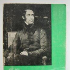 Libros de segunda mano: LIBRO DE TEXTO - LA LITTÉRATURE FRANÇAISE PAR LES TEXTES - ANA MOLL MARQUÉS. EDIT. MOLL. 1968. Lote 113197483