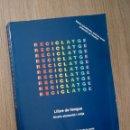 Libros de segunda mano: RECICLATGE. LLIBRE DE LLENGUA NIVELLS ELEMENTAL I MITJÀ. Lote 113199471