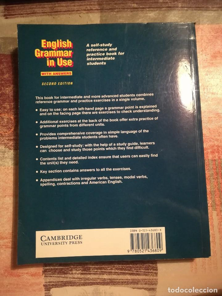 English Grammar in Use  With answers - Raymond Murphy - Second edition
