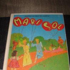Libros de segunda mano - JOSEFINA ÁLVAREZ DE CÁNOVAS - MARISOL - FACSÍMIL 1944 - 113517903