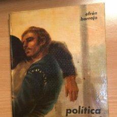 Libros de segunda mano: POLITICA SOCIAL-DONCEL,1ª EDICION 1959 50.000 EJEMPLARES.. Lote 113423679