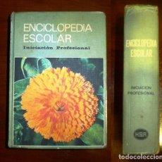 Gebrauchte Bücher - NUEVA Enciclopedia Escolar H.S.R. : Iniciación profesional (doce-quince años) / IL. POR SORAVILLA - 113991651
