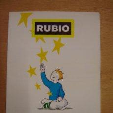 Libros de segunda mano: CUADERNO RUBIO -PROBLEMAS CON EUROS : DE SUMAR Y RESTAR LLEVANDO - Nº 3E (NUEVO). Lote 180230985