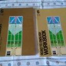 Libros de segunda mano: 99-ROAD TO ENGLISH, 6º EGB, LIBRO Y WORKBOOK, EDICIONES SM. Lote 114122387