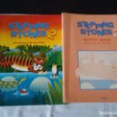 Libros de segunda mano: 98-STEPPING STONES, LIBRO TEXTO Y LIBRO ACTIVIDADES, NELSON, 1989. Lote 114122515