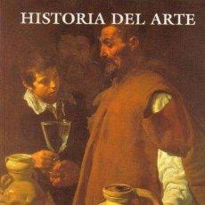 Libros de segunda mano: HISTORIA DEL ARTE – JESUS PALOMERO PARAMO. Lote 115514887