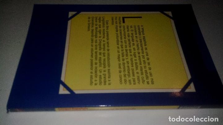 Libros de segunda mano: BIBLIOTECA PRACTICA DEL ESTUDIANTE-LENGUA ESPAÑOLA-FUNDAMENTOS DE LA LENGUA Y NORMAS DE ORTOGRAFIA - Foto 2 - 115724835