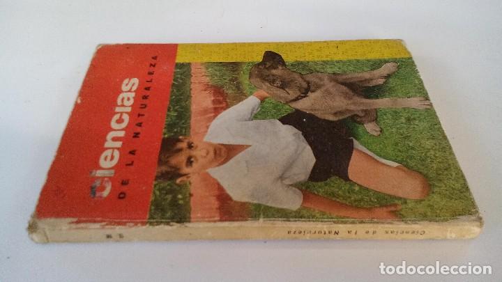 CIENCIAS DE LA NATURALEZA-SM-LEGORBURU IGARTUA-1964 (Libros de Segunda Mano - Libros de Texto )
