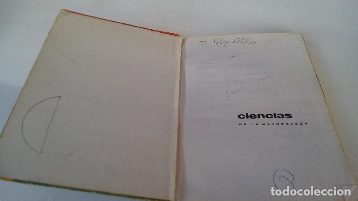 Libros de segunda mano: CIENCIAS DE LA NATURALEZA-SM-LEGORBURU IGARTUA-1964 - Foto 3 - 115730395